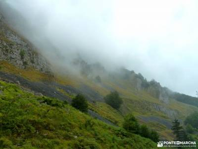 Parque Natural de Urkiola;mapa sierra norte madrid cuenca del manzanares cascada del chorro castillo